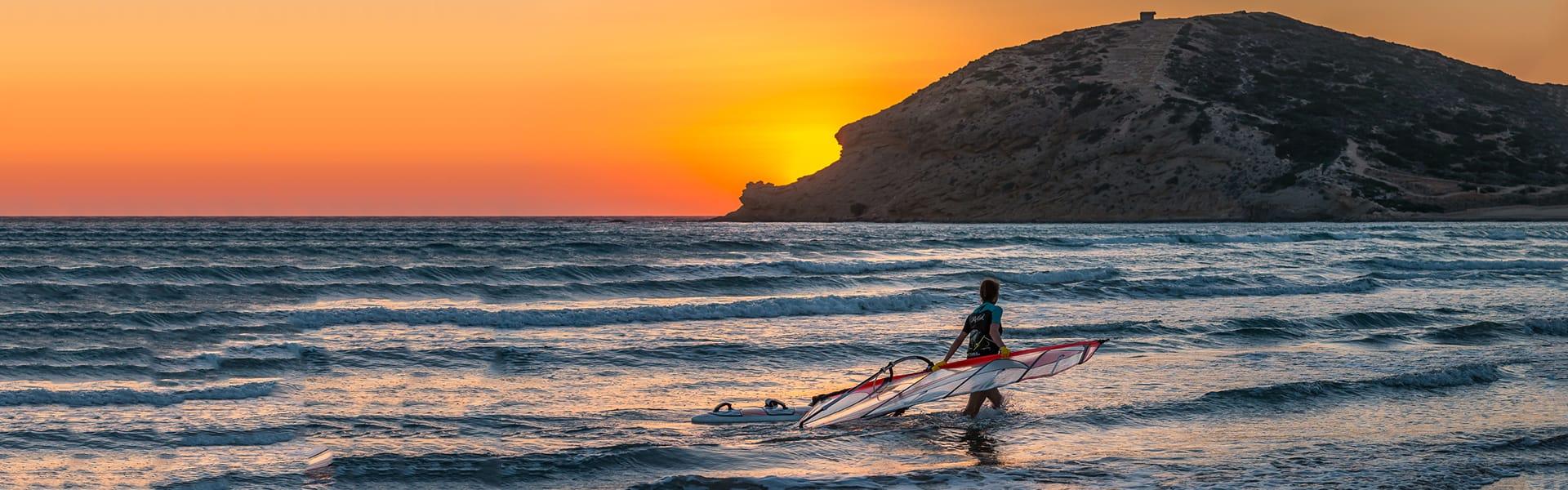 WIND SURF – KITE SURF – SUP