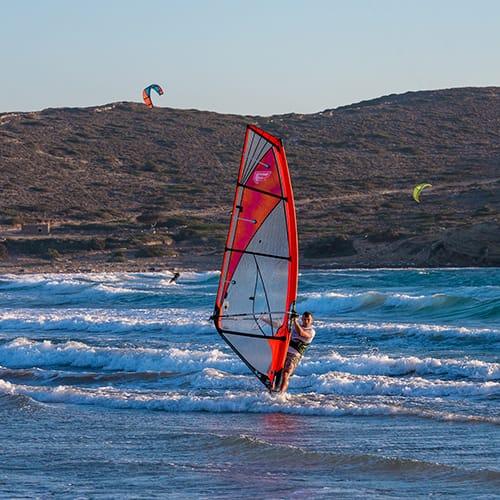 WIND SURF - KITE SURF - SUP